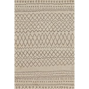"""Natural/Ivory 9'-6"""" x 13'-6"""" Area Rug"""