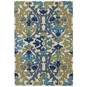 Chartreuse 8' X 11' Area Rug