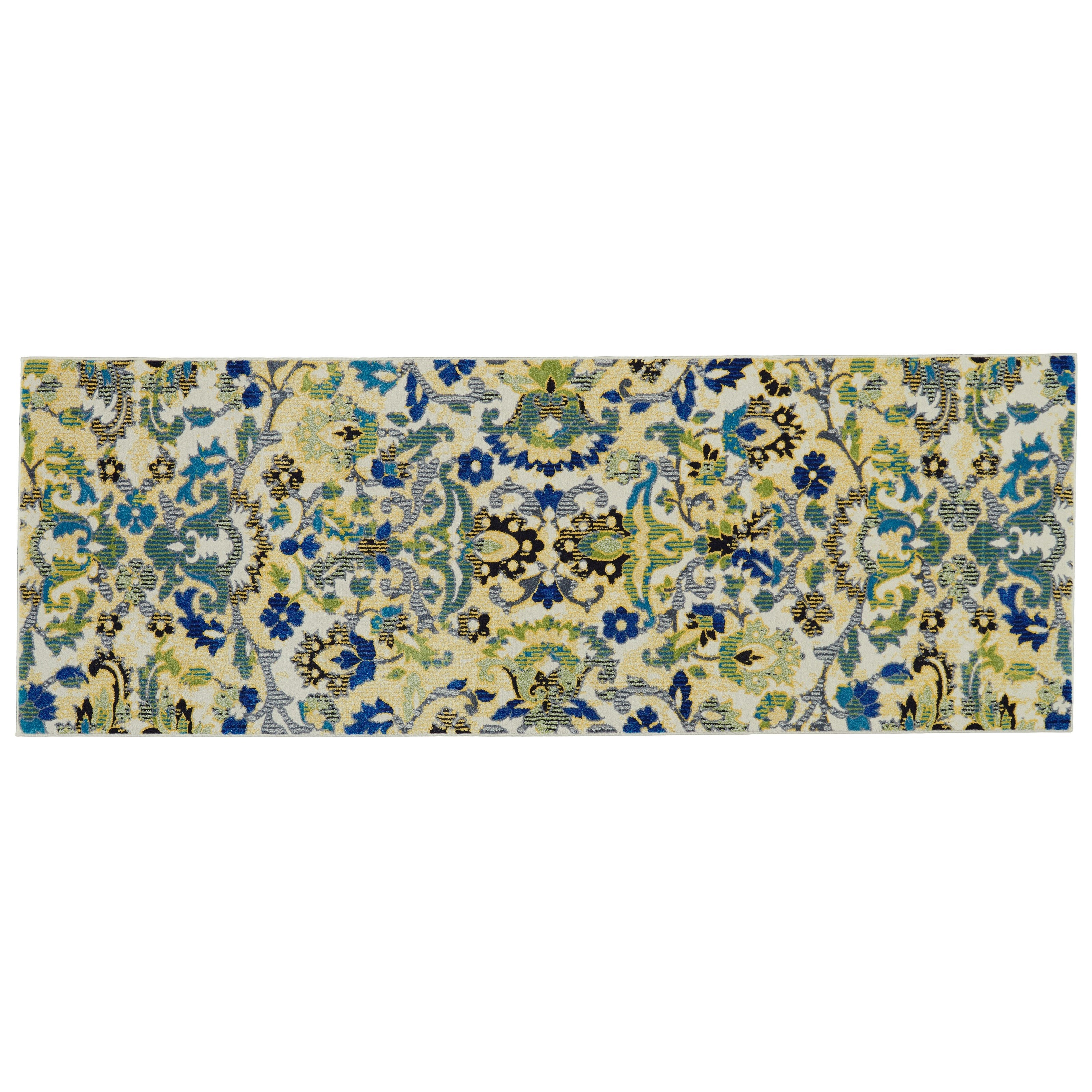 """Brixton Grove 2'-10"""" X 7'-10"""" Runner Rug by Feizy Rugs at Sprintz Furniture"""