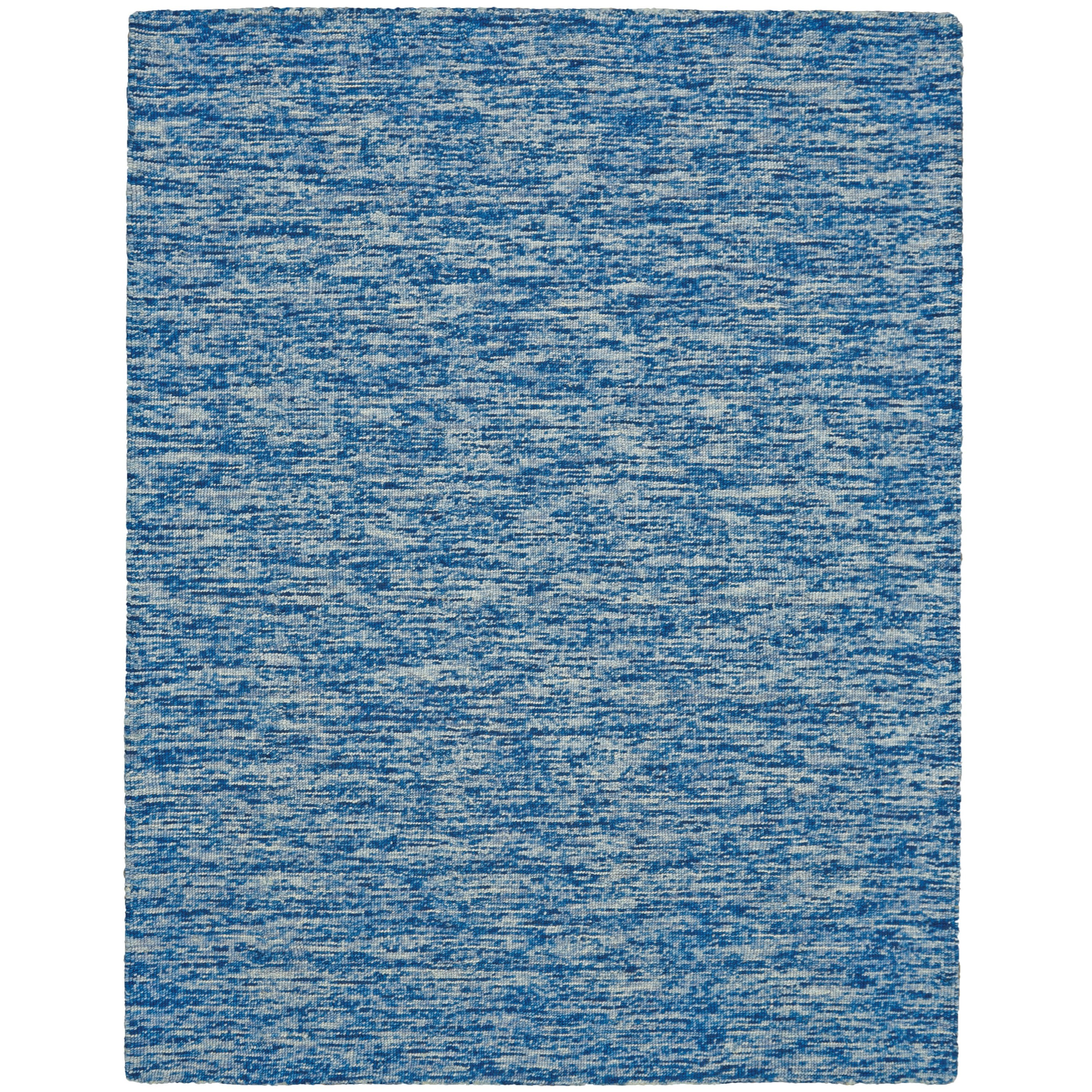 Cora Azure 8' X 11' Area Rug by Feizy Rugs at Jacksonville Furniture Mart