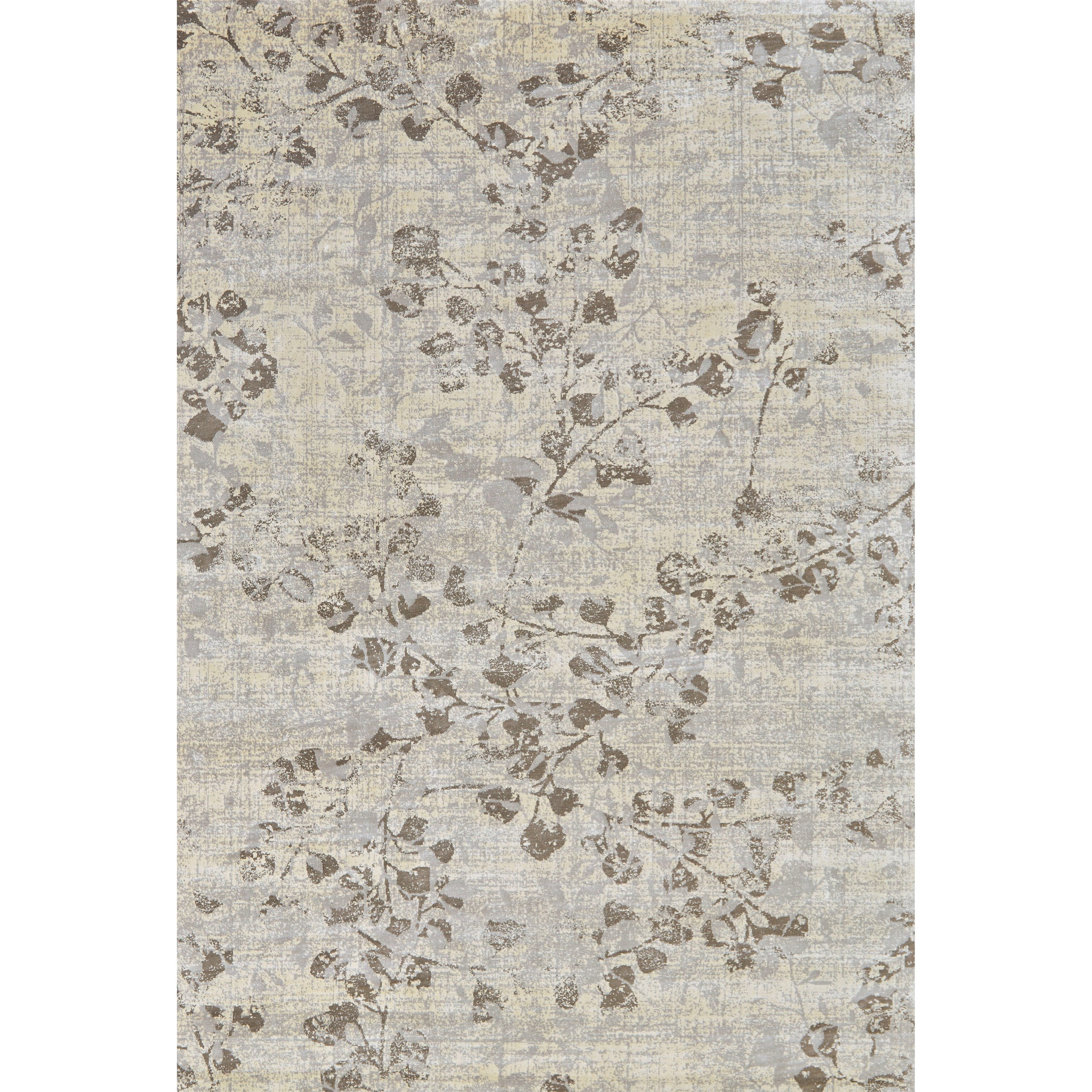 "Fiona Steel 9'-2"" X 12'-2"" Area Rug by Feizy Rugs at Jacksonville Furniture Mart"