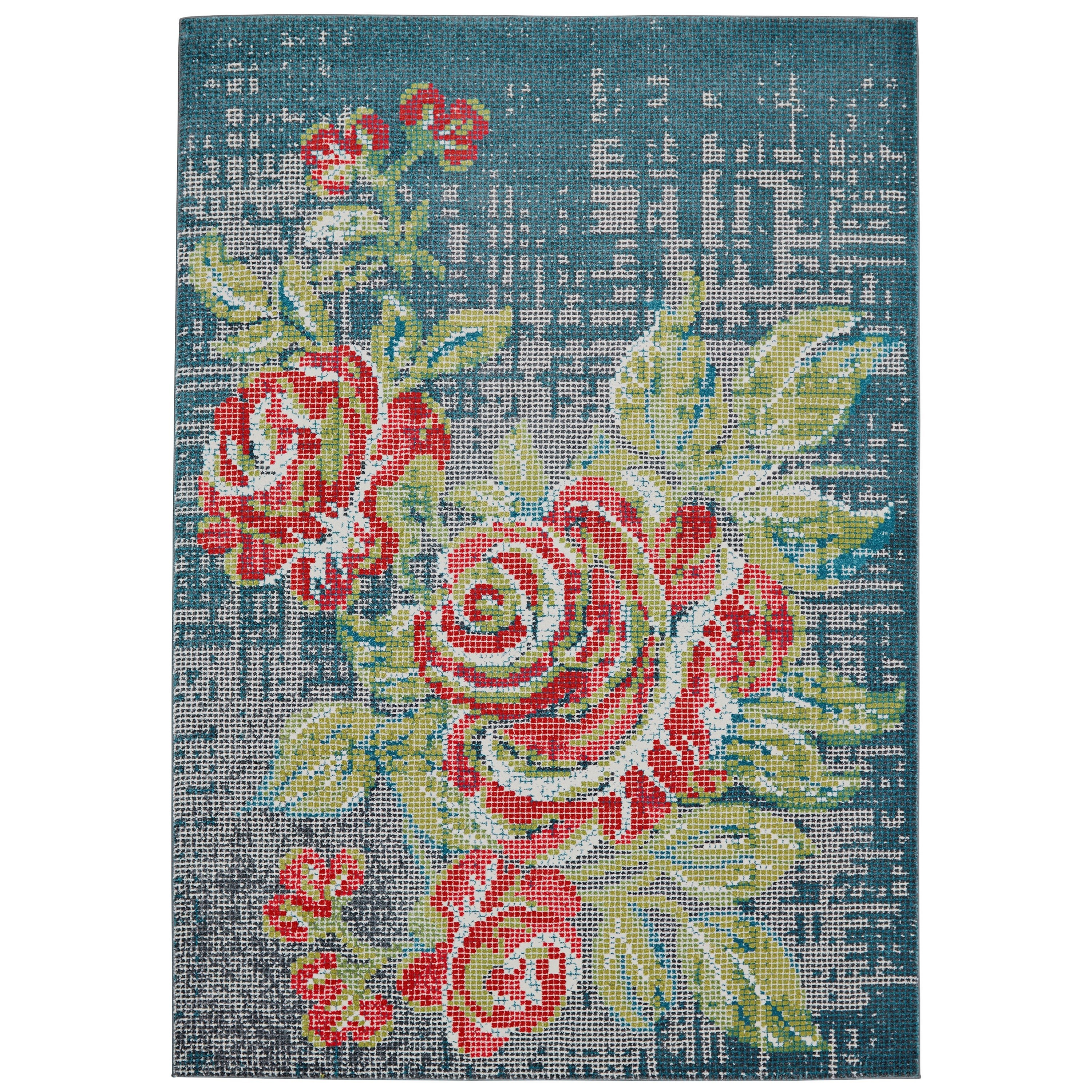 """Gustavia Geranium 10' X 13'-2"""" Area Rug by Feizy Rugs at Jacksonville Furniture Mart"""
