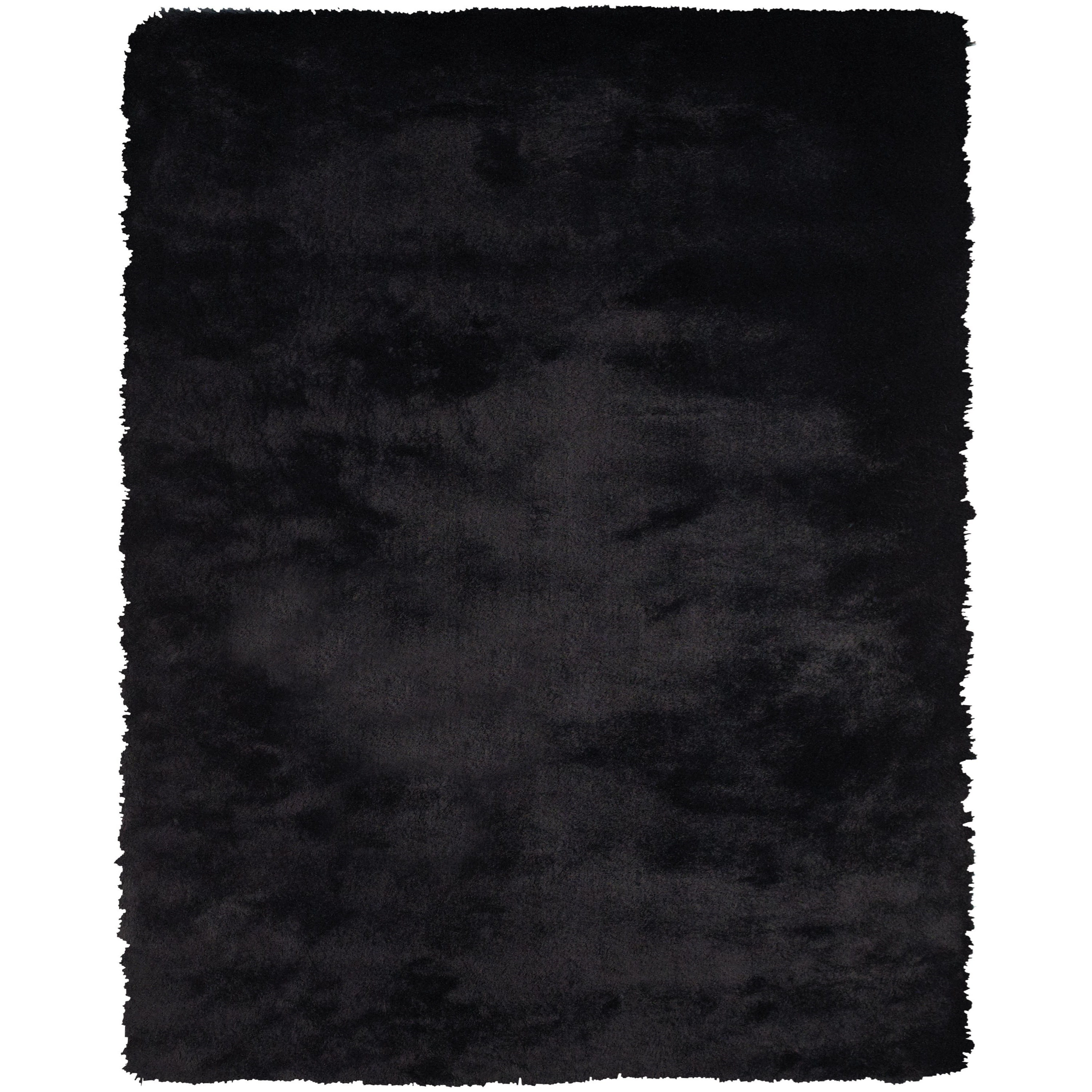 """Indochine Black 4'-9"""" X 7'-6"""" Area Rug by Feizy Rugs at Sprintz Furniture"""