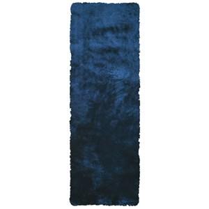 "Dark Blue 2'-6"" X 6' Runner Rug"