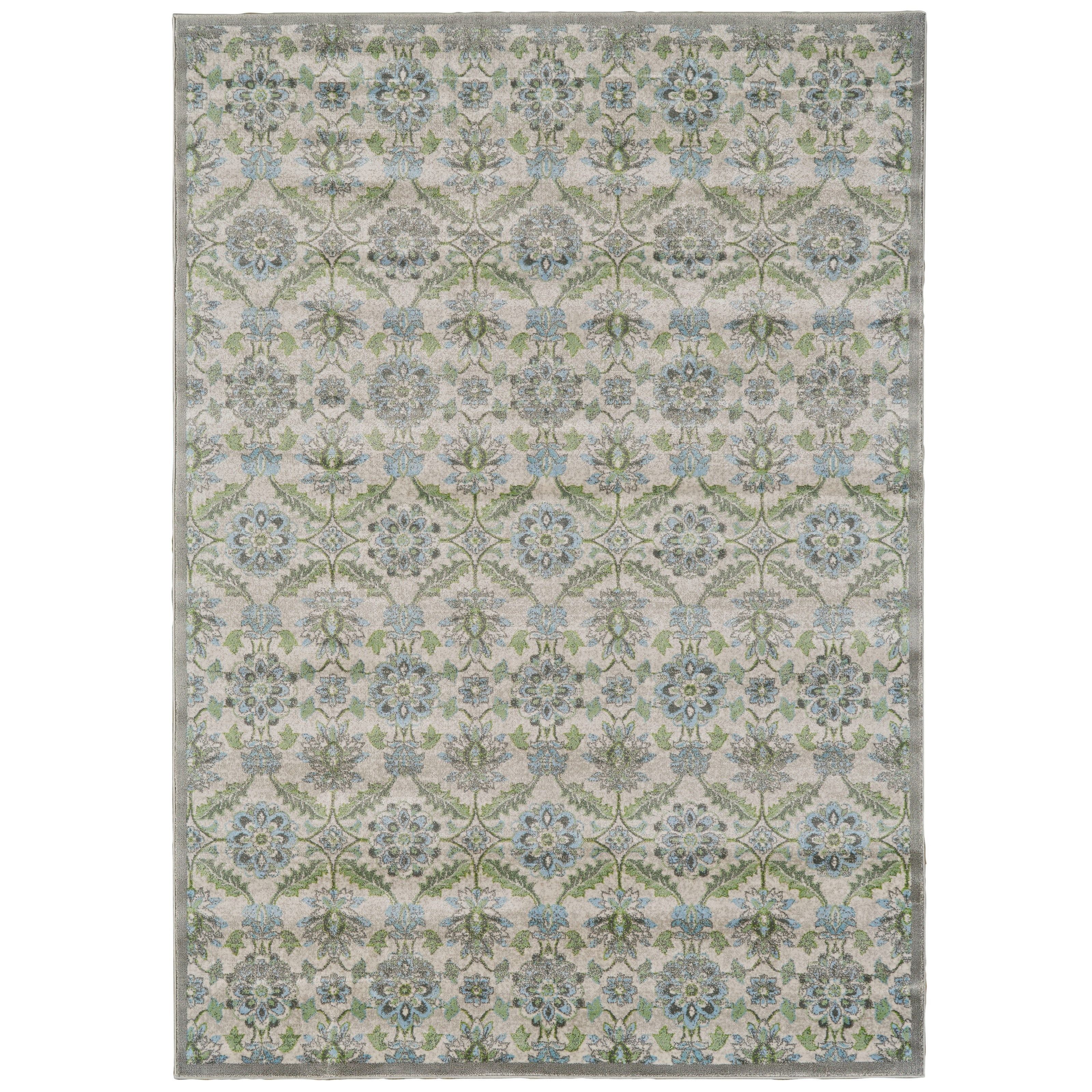"""Katari Birch/Taupe 10' X 13'-2"""" Area Rug by Feizy Rugs at Jacksonville Furniture Mart"""