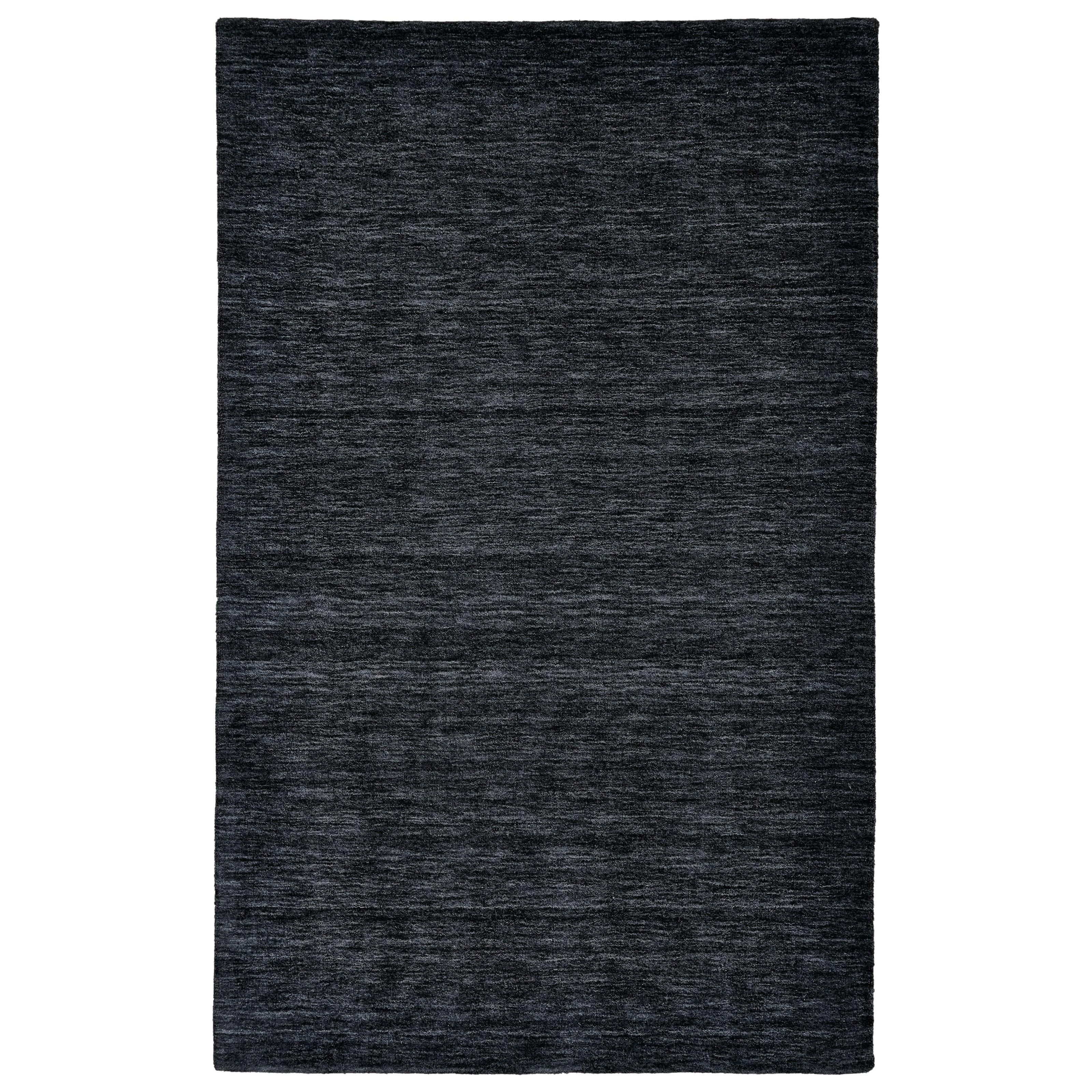 Luna Black 8' X 11' Area Rug by Feizy Rugs at Sprintz Furniture