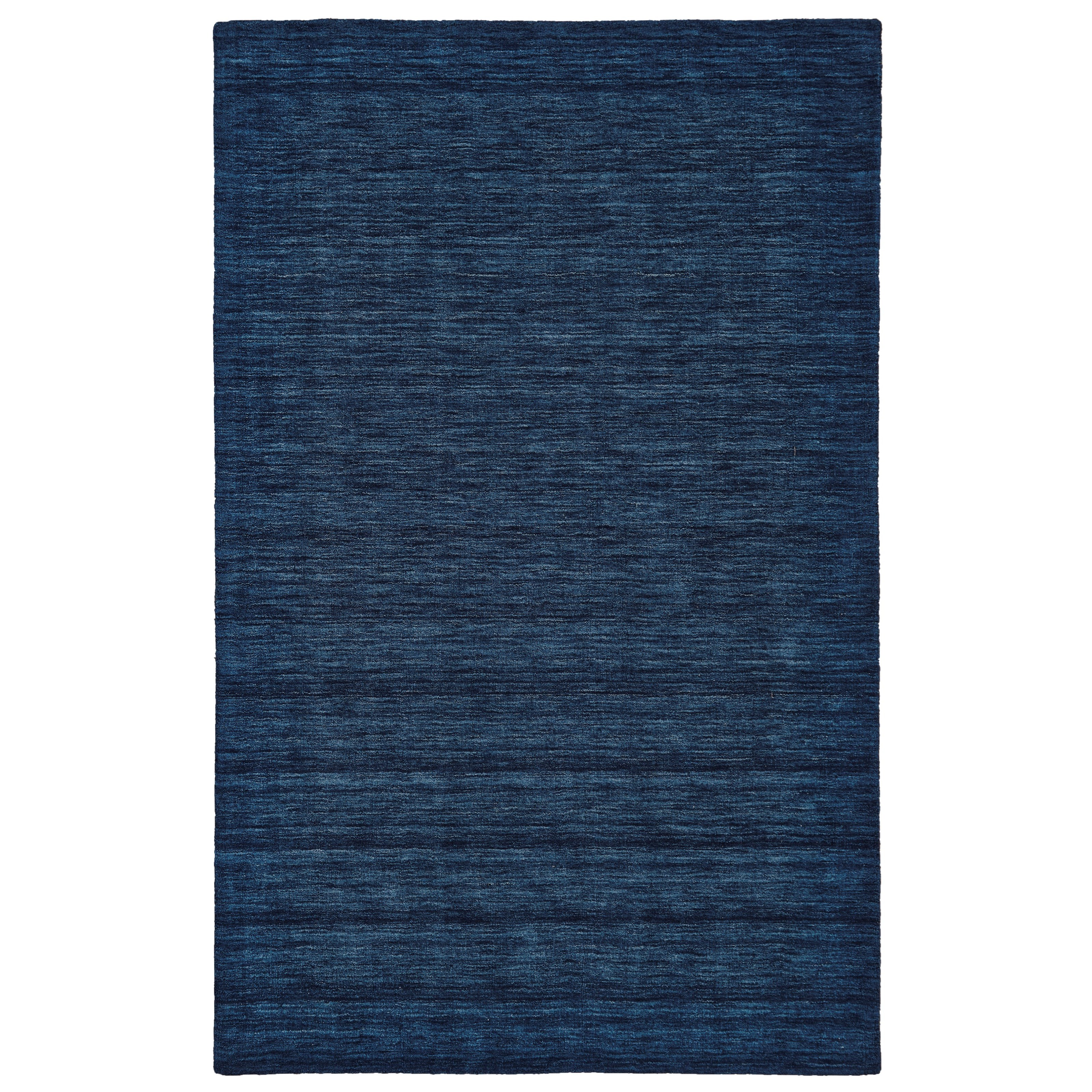Luna Dark Blue 8' X 11' Area Rug by Feizy Rugs at Jacksonville Furniture Mart