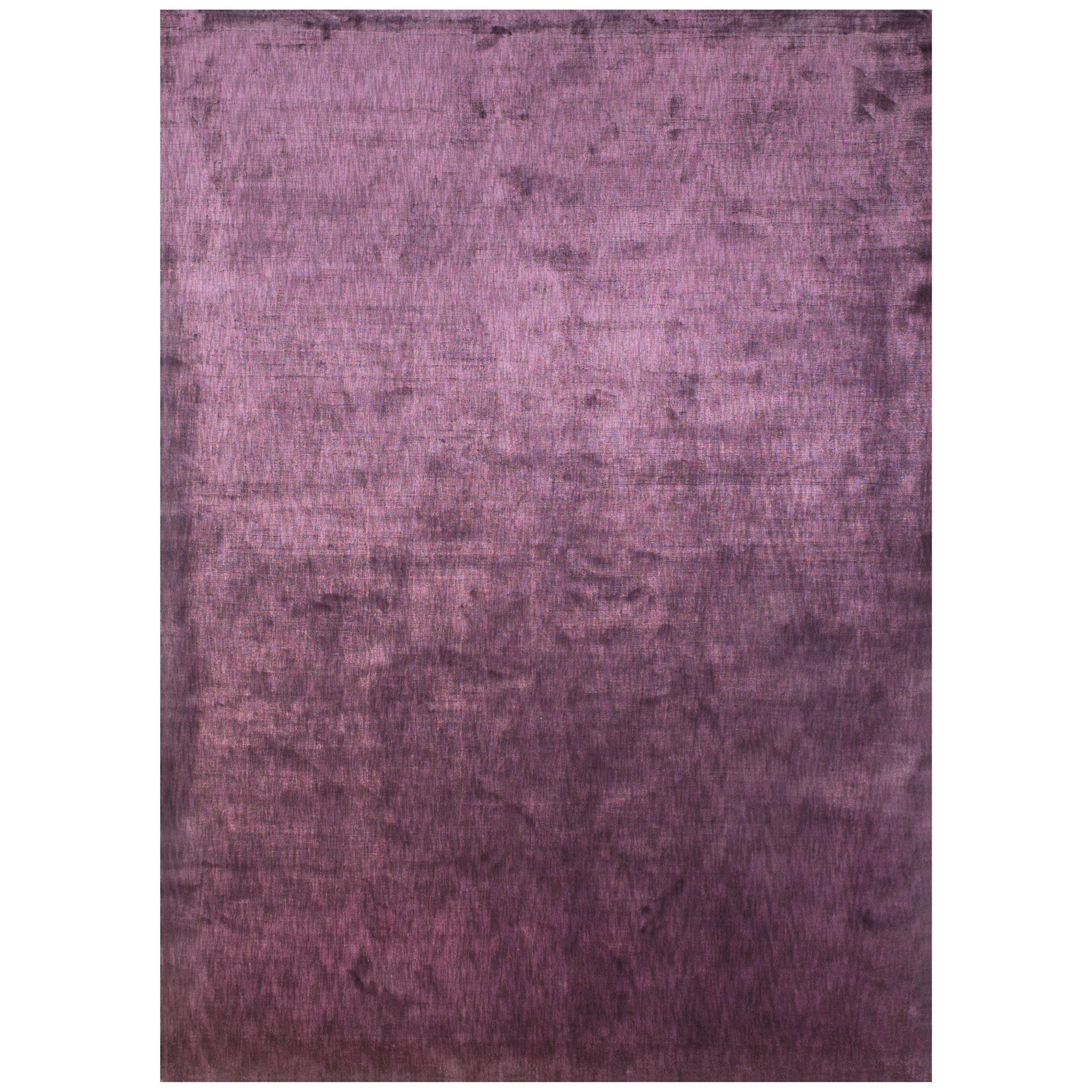 Marlowe Plum 4' x 6' Area Rug by Feizy Rugs at Jacksonville Furniture Mart