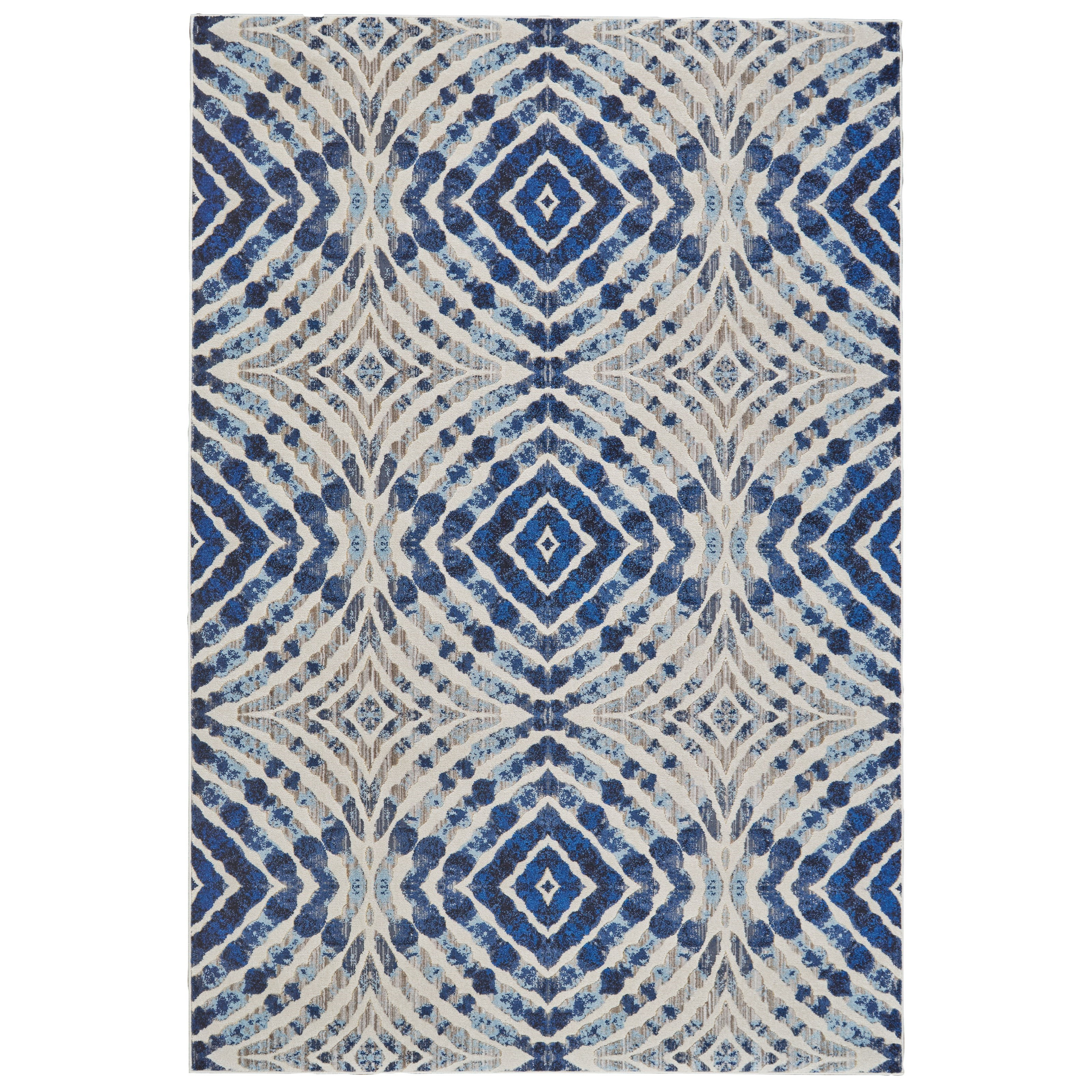 """Milton Dusk 2'-2"""" x 4' Area Rug by Feizy Rugs at Jacksonville Furniture Mart"""