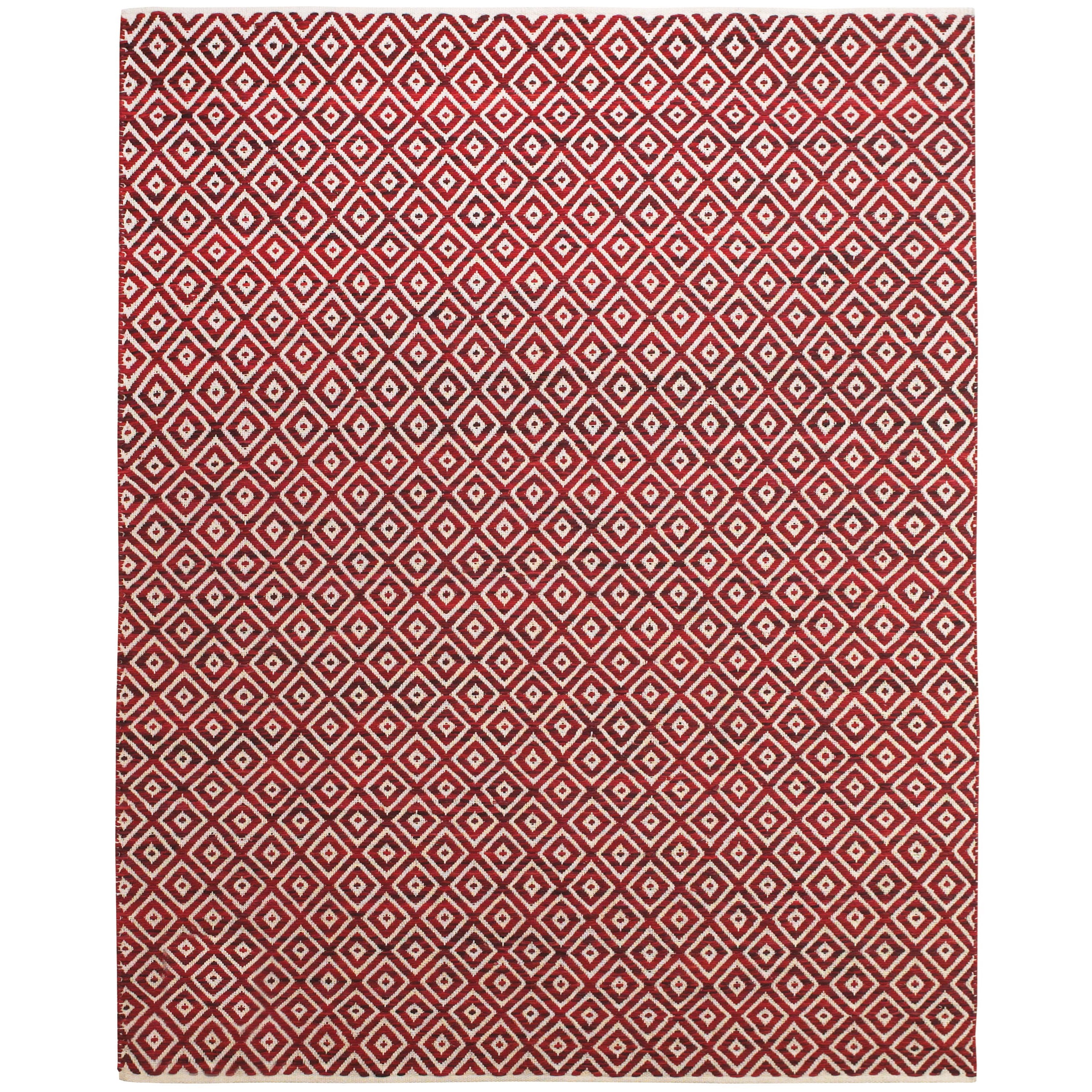 Mojave Red 8' X 11' Area Rug by Feizy Rugs at Jacksonville Furniture Mart