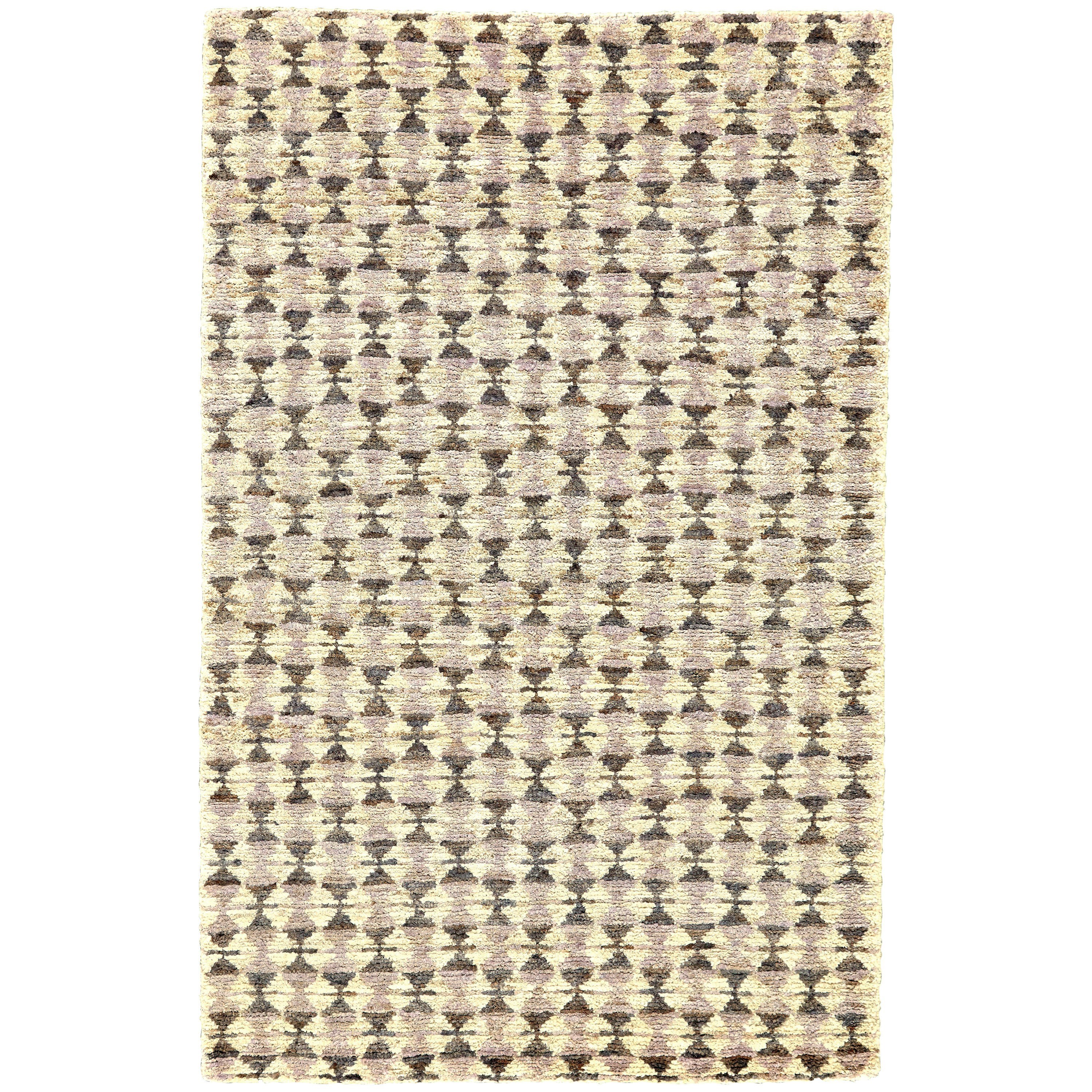 """Neela Violet 9'-6"""" x 13'-6"""" Area Rug by Feizy Rugs at Sprintz Furniture"""