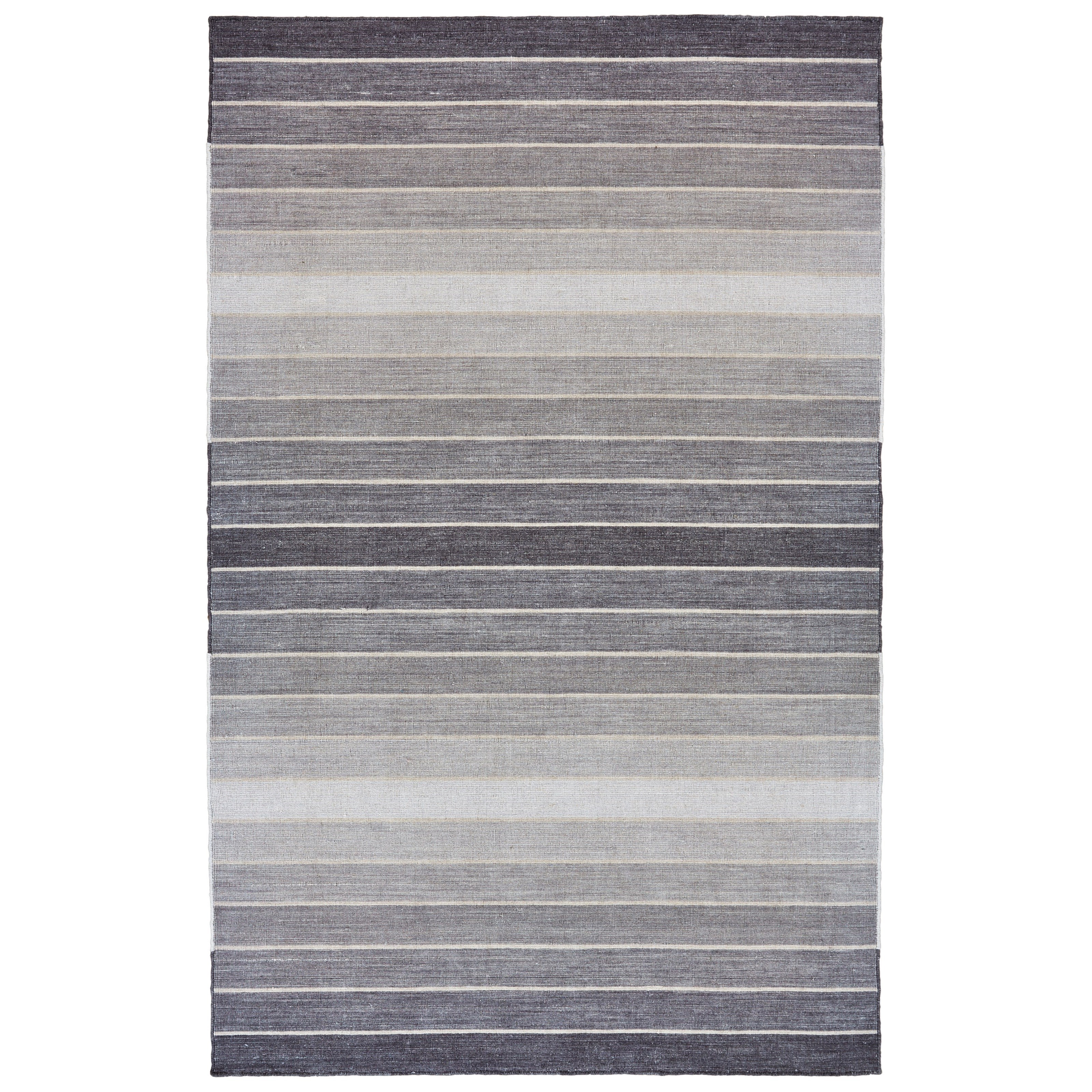 Santino Light Gray 9' x 9 Square Area Rug by Feizy Rugs at Sprintz Furniture