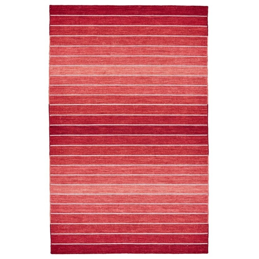 """Santino Red 9'-6"""" x 13'-6"""" Area Rug by Feizy Rugs at Jacksonville Furniture Mart"""