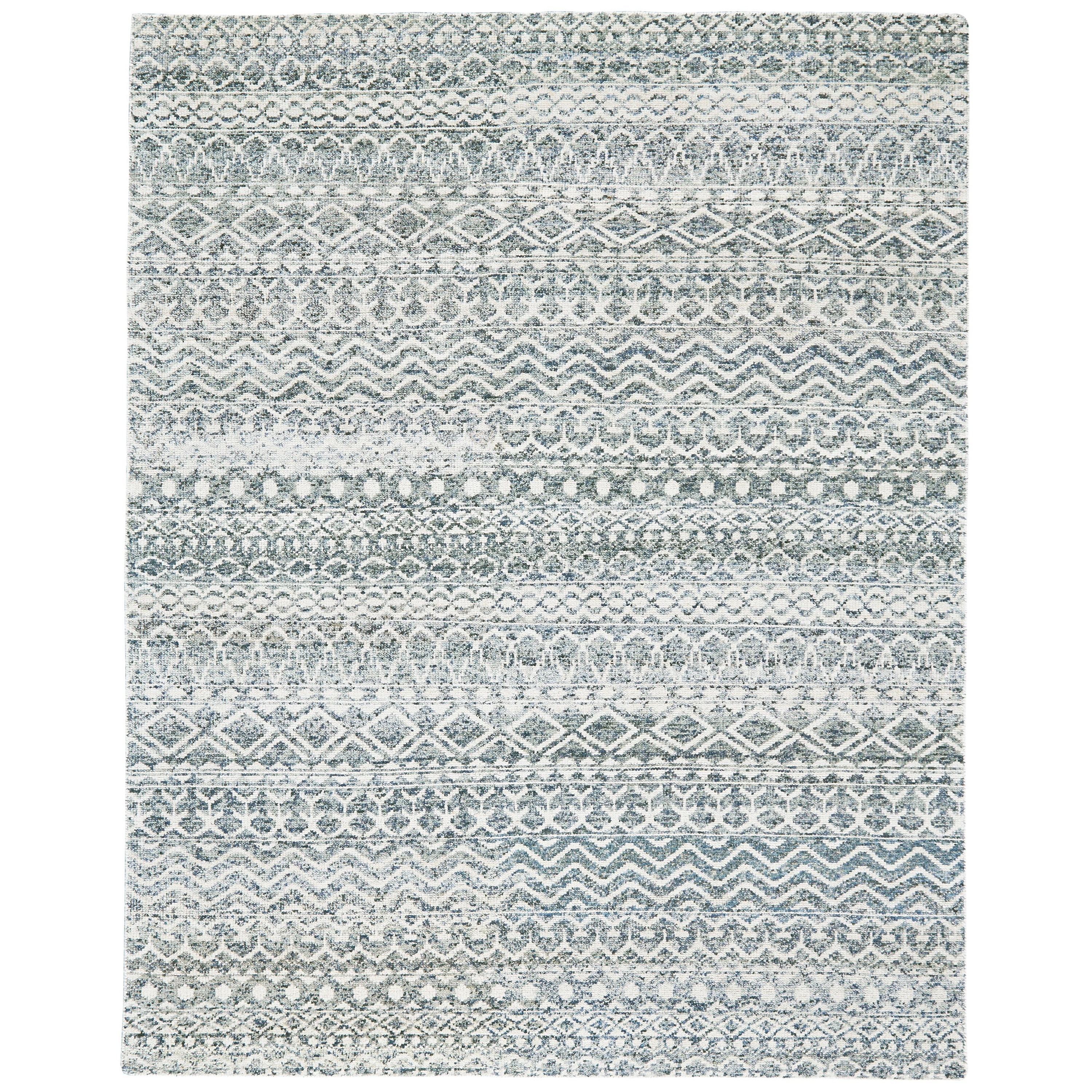 Sattika Haze 4' x 6' Area Rug by Feizy Rugs at Sprintz Furniture