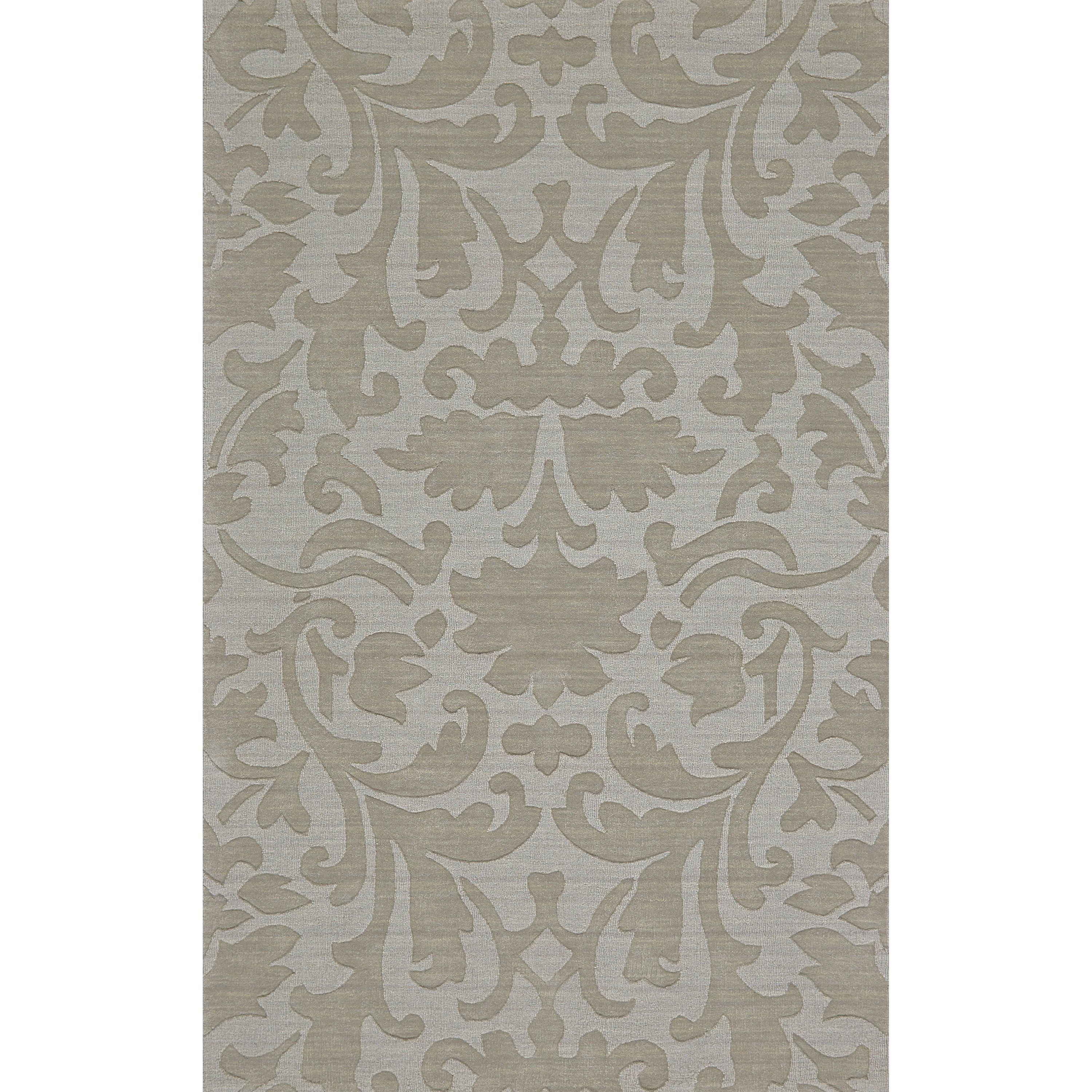 """Soma Light Gray 9'-6"""" x 13'-6"""" Area Rug by Feizy Rugs at Sprintz Furniture"""