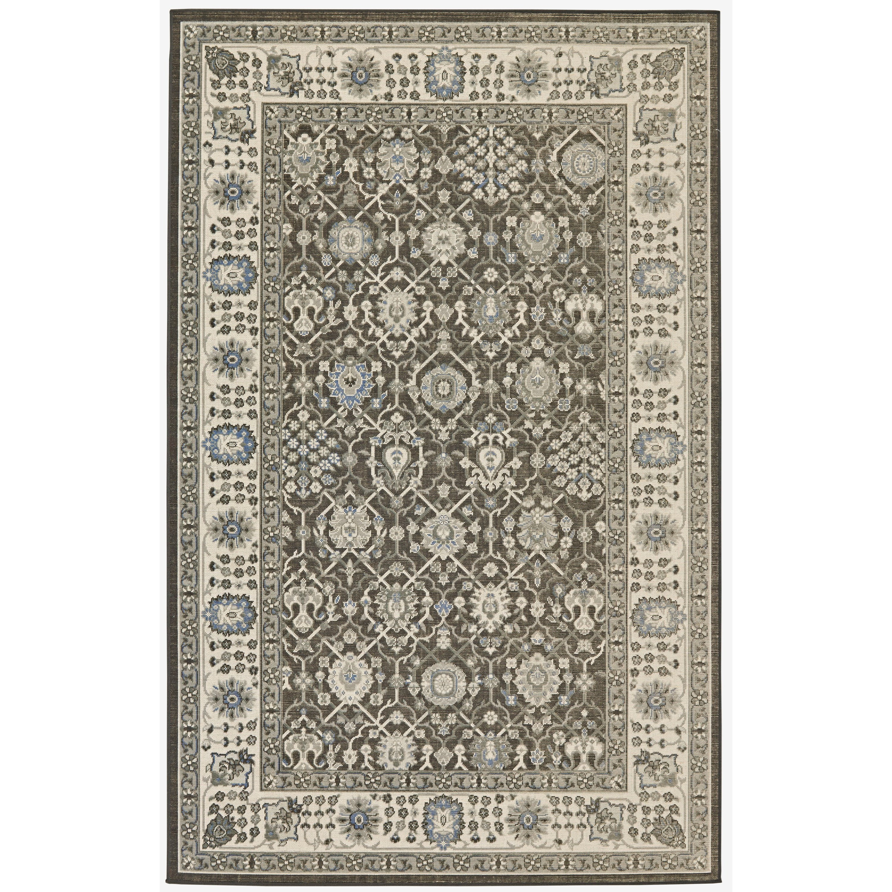 """Thatcher Royal 2'-2"""" x 4' Area Rug by Feizy Rugs at Sprintz Furniture"""
