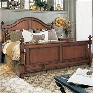 King Carolinius Panel Bed