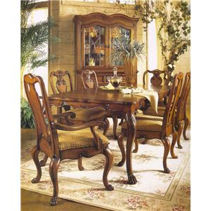 Fine Furniture Design RayLen Vineyards Shiraz Dining Table and Chairs