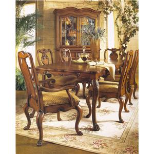 Fine Furniture Design RayLen Vineyards Shiraz Dining Table