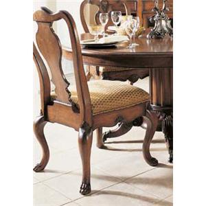 Fine Furniture Design RayLen Vineyards Upholstered Side Chair