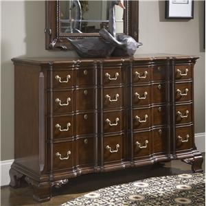 Franklin Goddard Dresser with Eight Drawers