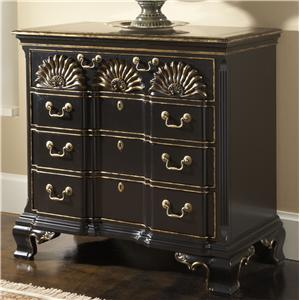 Franklin Goddard Chest with Four Drawers