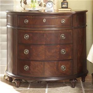 Fine Furniture Design Antebellum Demilune Chest