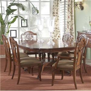 Fine Furniture Design Antebellum 7 Piece Dining Set