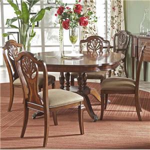 Fine Furniture Design Antebellum 5 Piece Dining Set