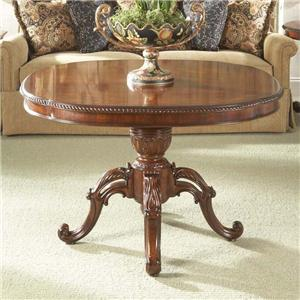 Traditionally Crafted Living Room Center Table