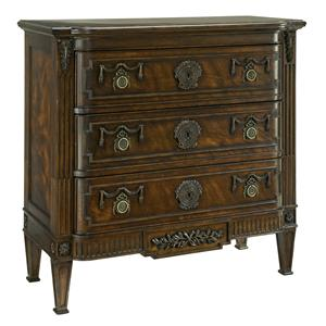 Hall Chest with 3 Drawers