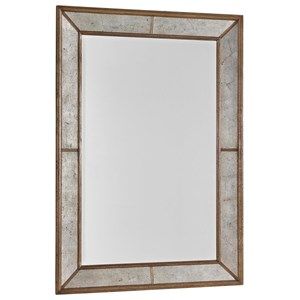 Kent Mirror with Beveled Edge