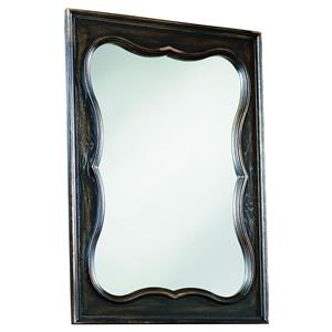 Bexley Mirror with Wood Frame