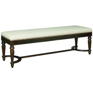 Braemore Bed Bench with Upholstered Seating