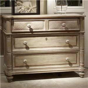 Tasman Single Dresser with 2 Drawers and 1 Drop Down Drawer