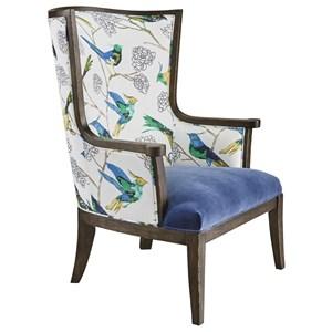 Romi Exposed Wood Chair