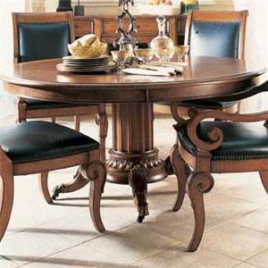 Fine Furniture Design RayLen Vineyards Round Dining Table