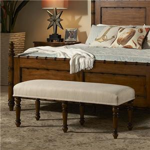 Classic Bed Bench