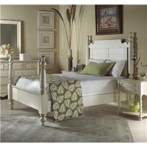 Fine Furniture Design Summer Home Queen Post Bed