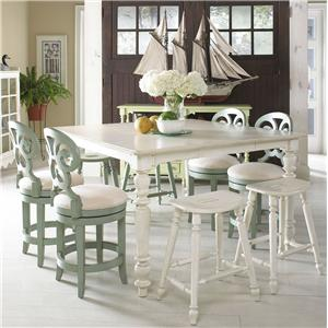 Fine Furniture Design Summer Home 9 Piece Set
