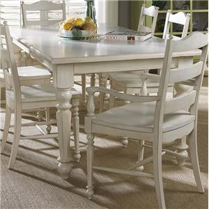 Fine Furniture Design Summer Home Rectangular Dining Table