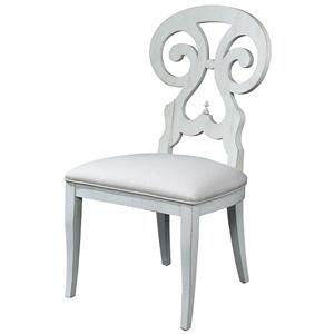 Fine Furniture Design Summer Home Side Chair