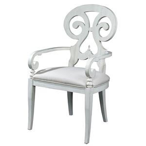 Fine Furniture Design Summer Home Arm Chair