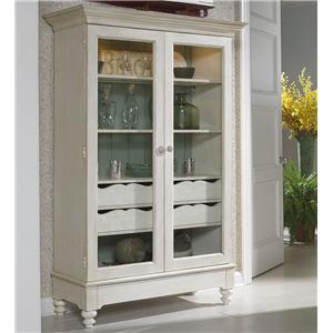 Fine Furniture Design Summer Home Display Cabinet