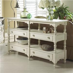 Fine Furniture Design Summer Home Console