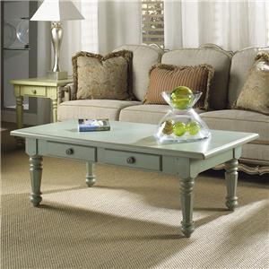 Fine Furniture Design Summer Home Rectangle Cocktail Table
