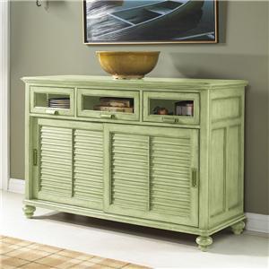 Fine Furniture Design Summer Home Entertainment Console