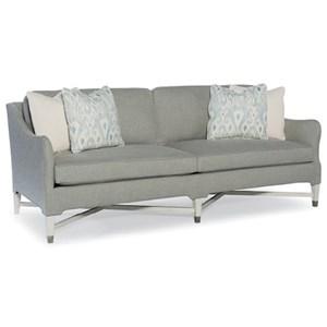 Creed Sofa with Metal Legs