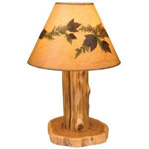 CEDAR TABLE LAMP