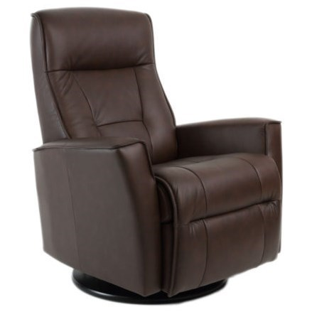 Harstad Power Recliner by Fjords by Hjellegjerde at Rooms and Rest